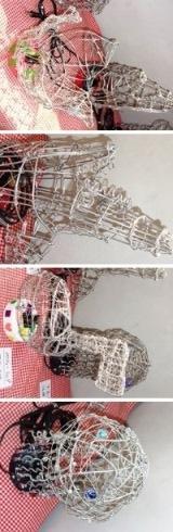 自然の力(花開く)、壊れたロボットザメ、メロディーランプ、宇宙海月
